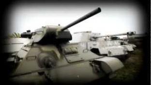 Т-34-85 Он настоящий!