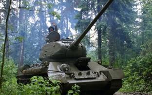 Отзыв о поездке на танке Т-34