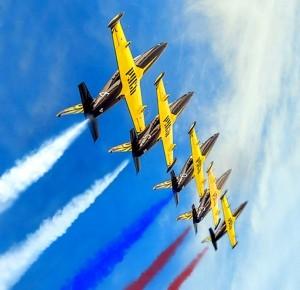 Экскурсия в гости к пилотажной группе «Русь»