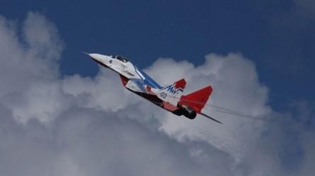 Тур «Есть только МИГ» на реактивном сверхзвуковом самолёте МИГ-29