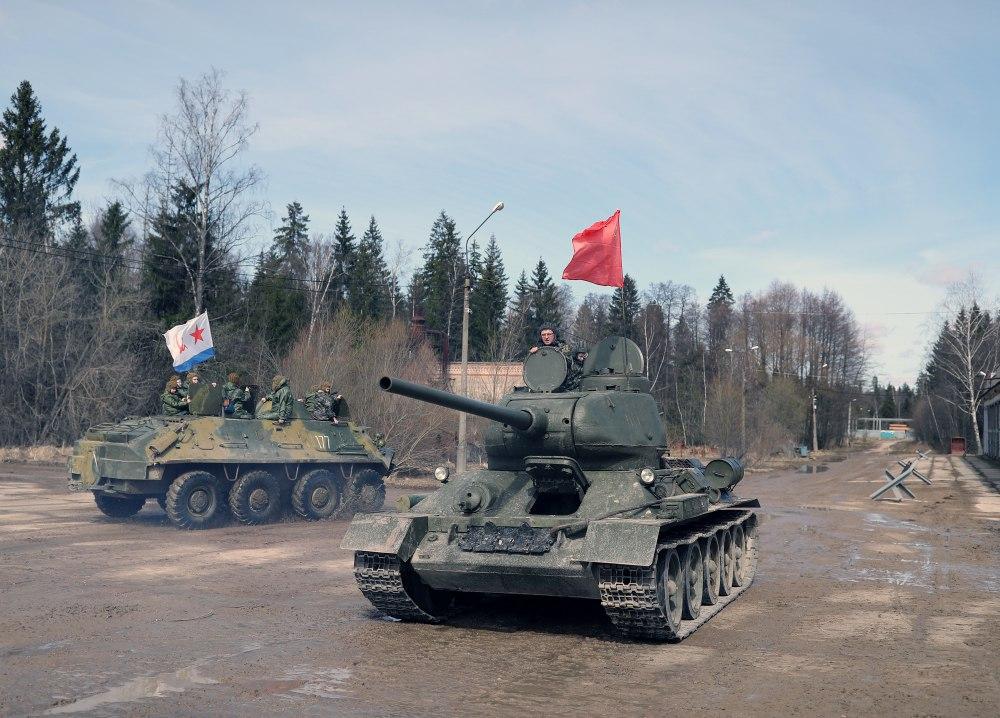«Т-34  Танк Победы»